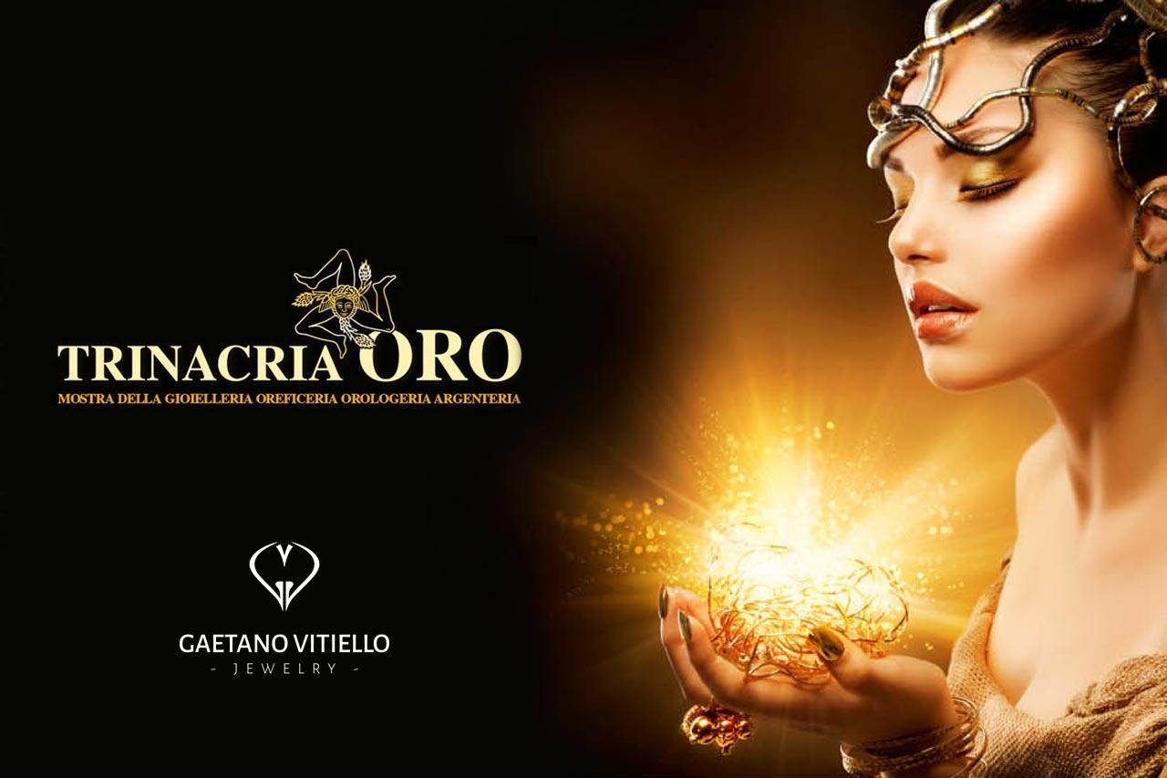 Gaetano Vitiello Jewelry Trinacria Oro Taormina
