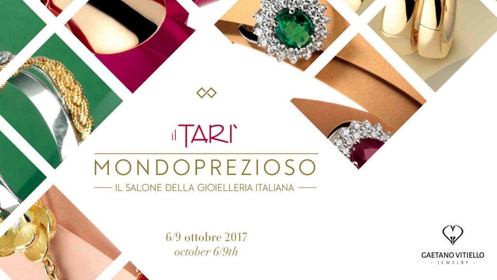 Fiera Mondo Prezioso | Gaetano Vitiello Jewelry