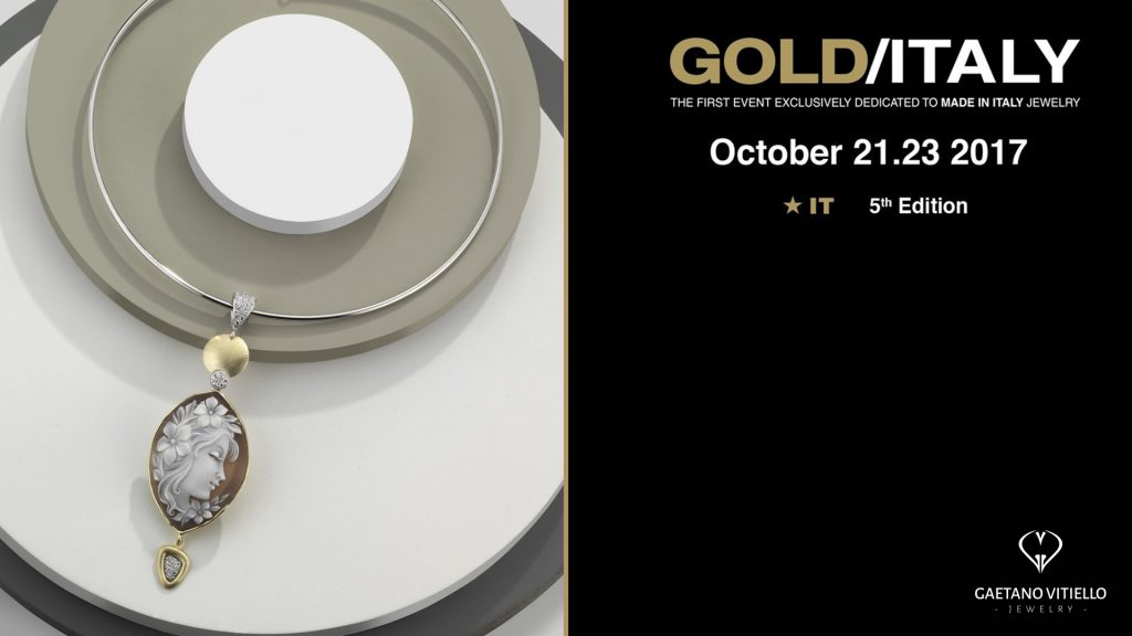 Gold Italy 2017   Gaetano Vitiello Jewelry