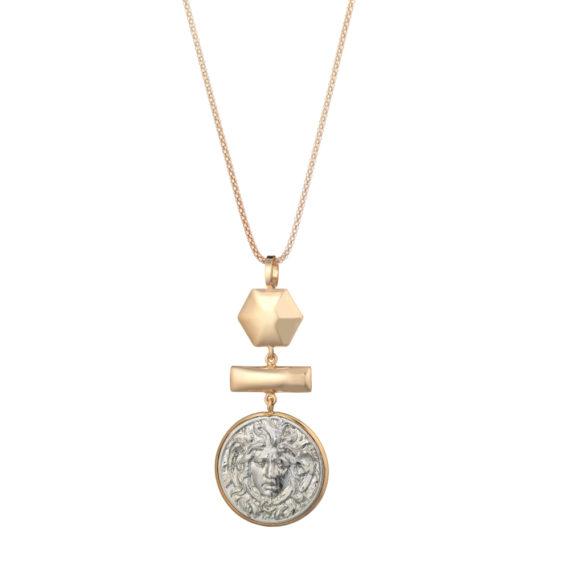 Ciondolo Fontana di Trevi | Gaetano Vitiello Jewelry