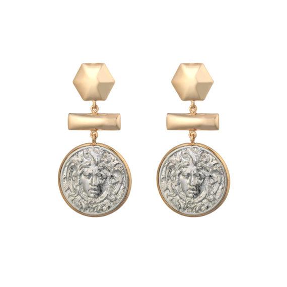 Orecchini Fontana di Trevi | Gaetano Vitiello Jewelry