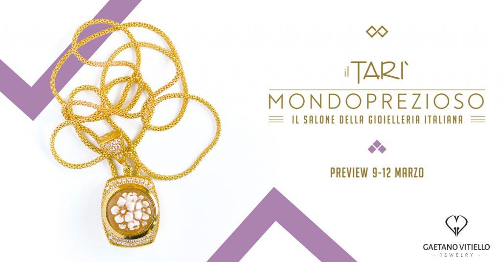 Tarì Mondo Prezioso Preview 2018 | Gaetano Vitiello Jewelry