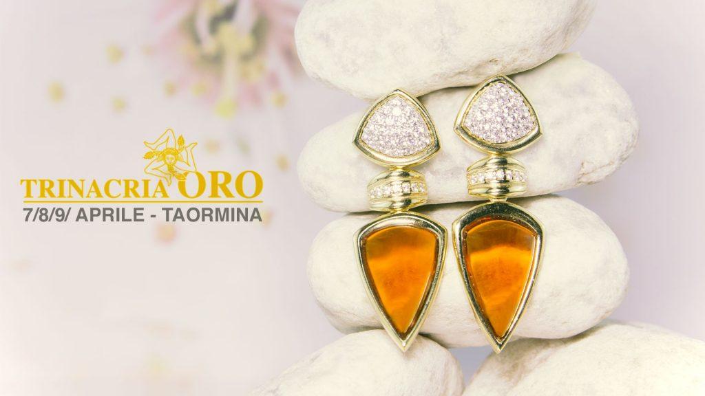 Gaetano Vitiello Jewelry Trinacria Oro 2018 Taormina