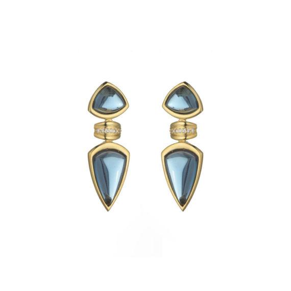 Rugiada Scudo Cielo | Gaetano Vitiello Jewelry