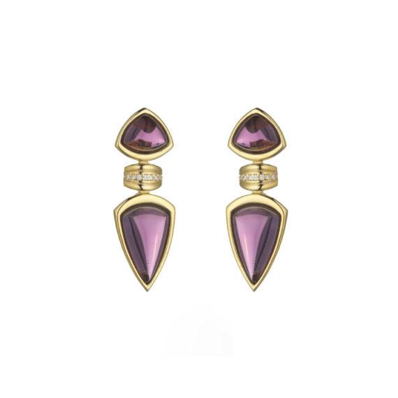 Rugiada Scudo Lavanda | Gaetano Vitiello Jewelry