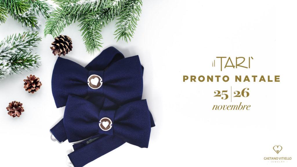 Pronto Natale Tarì | Gaetano Vitiello Jewelry